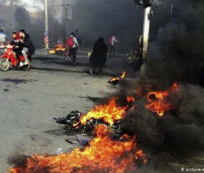 اطلاعیەی کنگره ملیت های ایران فدرال در خصوص اعتراضات مردمی در شهرهای ایران